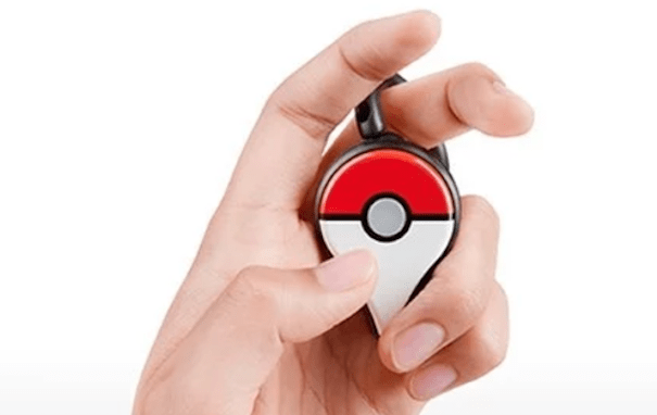 Pokémon GO Plus Ring