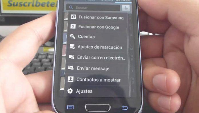 Cómo copiar contactos a la SIM en Android