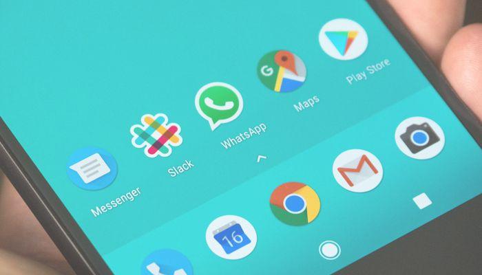 Descargar el fondo de pantalla de Google Pixel 2