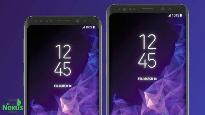 descargar fondos de pantalla del Galaxy S9