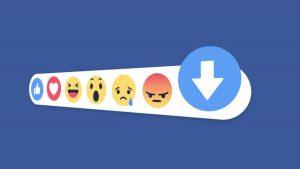 """""""Downvote"""": el botón de no me gusta de Facebook"""