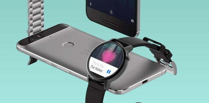 android wear nexus