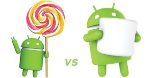 lollipop vs marshmallow