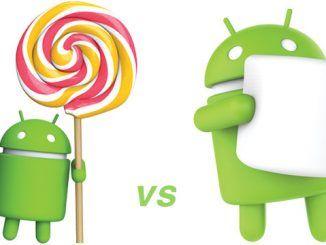 lollipop vs marshmallow