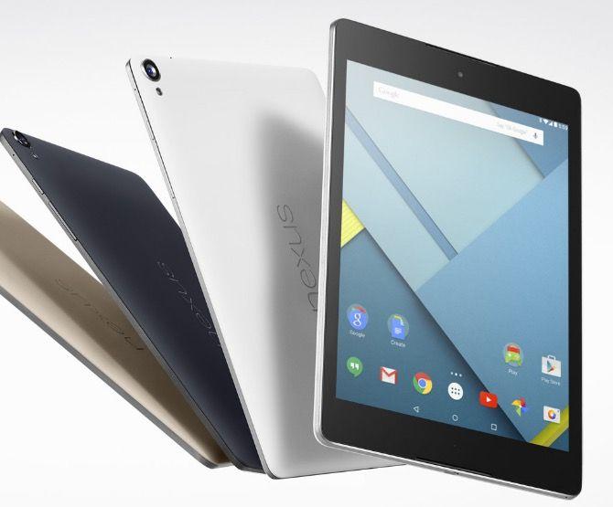 nexus 9 android n
