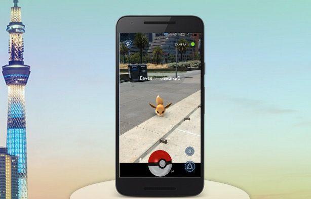 moviles compatibles pokemon go