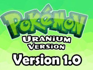 Descargar Pokemon Uranium espanol