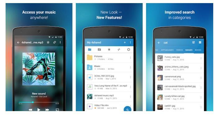 aplicacion para descargar musica mp3 gratis para Android