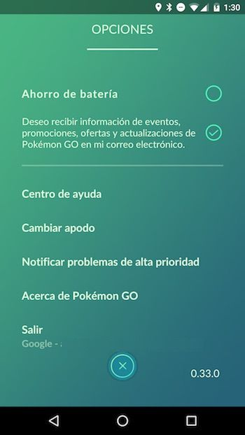 cambiar apodo pokemon go facil