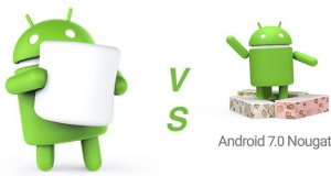marshmallow vs nougat