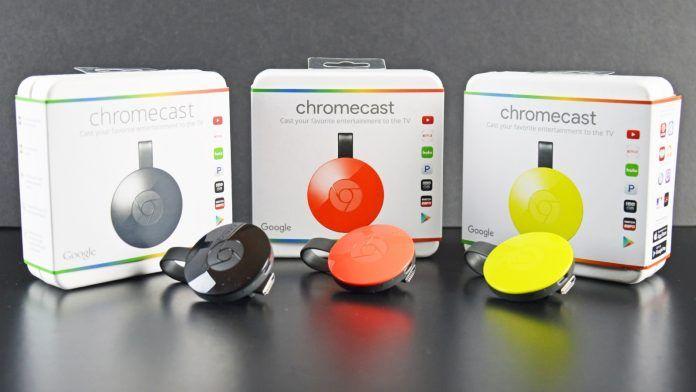 Nuevo Chromecast 2018