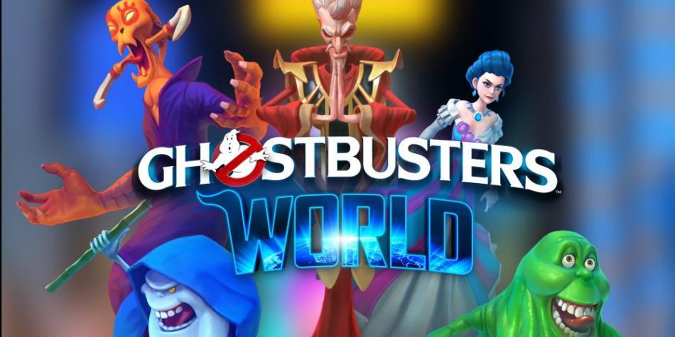 Ghostbusters World, el juego de cazafantasmas para Android