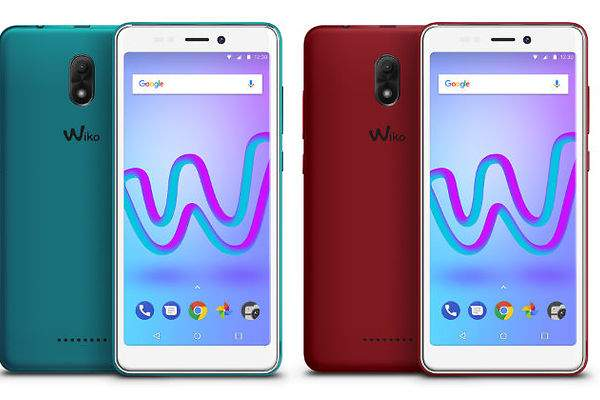 Wiko Jerry 3 con Android Go