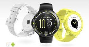 Ticwatch E y S: relojes con Android Wear 2.0 baratos