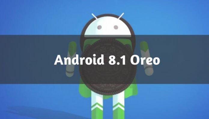 Descargar Android 8.1 Oreo