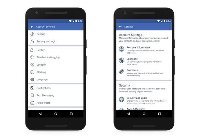 Cómo mejorar la privacidad en Facebook