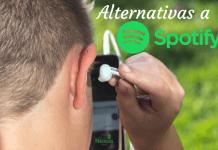 Alternativas a Spotify 1