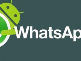 WhatsApp funciona en Android 2.3 hasta 2020