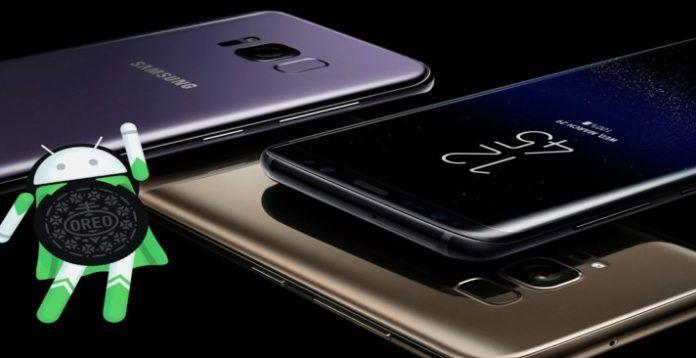Android 8.0 para Galaxy S8