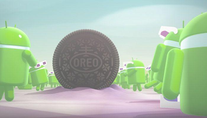Descargar fondos de pantalla y tonos de Android Oreo