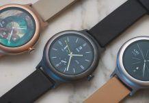 Smartwatches Android Wear que actualizarán a Oreo