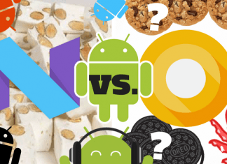 Android nougat vs android o, diferencias