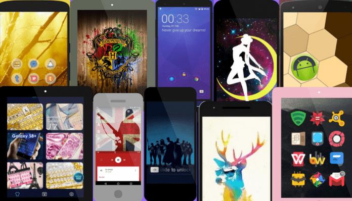 Aplicaciones para personalizar Android 2017