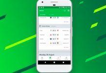 Aplicaciones para seguir los resultados de futbol en Android