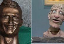 busto cristiano ronaldo