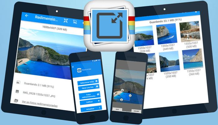 Cómo cambiar el tamaño de una foto en Android.