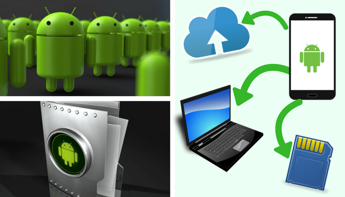 Cómo hacer backup o copia de seguridad en Android