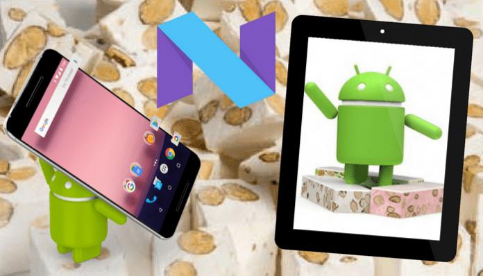 Cómo instalar Android 7 en cualquier Android