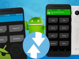 Cómo instalar TWRP Recovery en Nexus 5X
