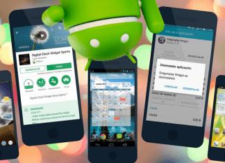 cómo quitar widget de la pantalla de inicio en Android