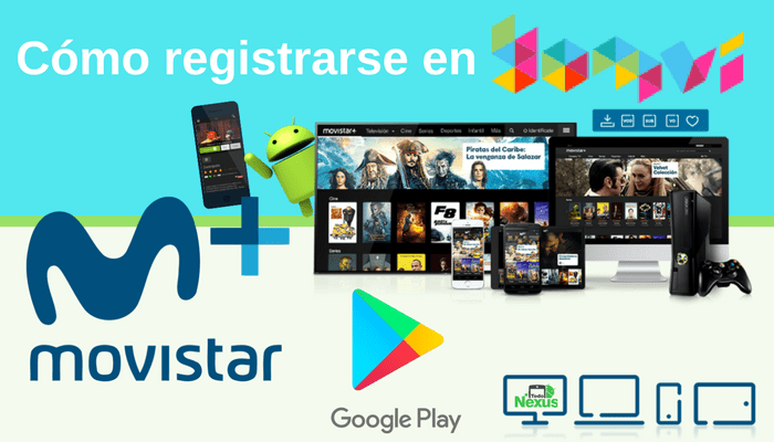 Cómo registrarse en Yomvi Movistar Plus