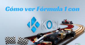 Cómo ver la Formula 1 en Kodi 1