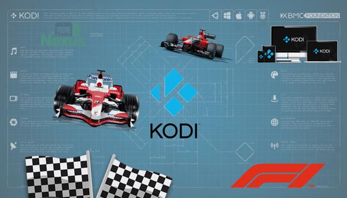Cómo ver Formula 1 con Kodi 2