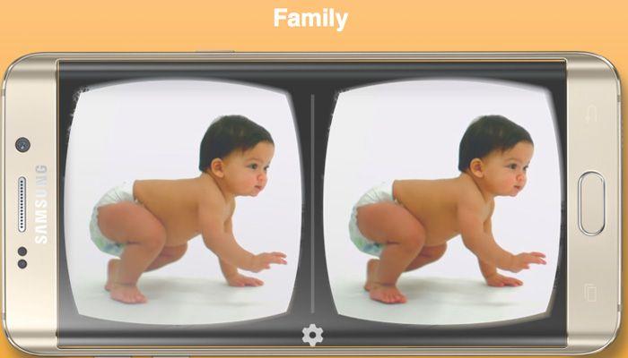 Camarada 3D, una app para hacer vídeos 3D con dos móviles