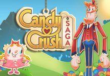 Trucos para jugar a Candy Crush quinto aniversario
