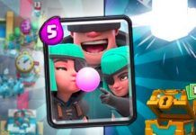 Carta los Pillos de Clash Royale