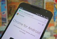 Bloquear ventanas emergentes en Chrome desde Android