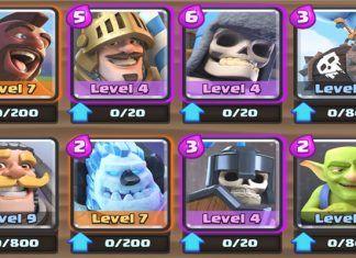 Cambios de Balance Clash Royale 12 de diciembre