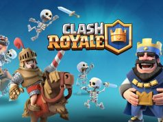 Clash Royale en mantenimiento