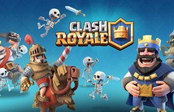 Clash Royale en mantenimiento