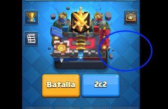 Clash Royale: no sale el icono de novedades (bug)