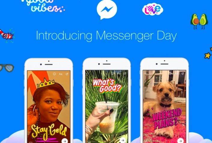 Cómo activar los días en Messenger