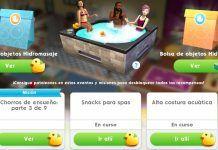 Cómo conseguir patos en Los Sims Móvil