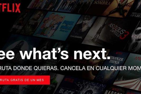 Cómo dar de baja Netflix