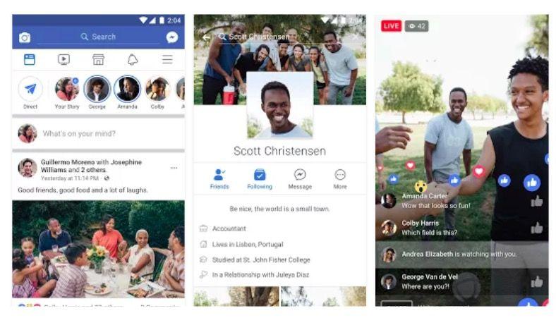 Cómo descargar, instalar y actualizar Facebook para Android