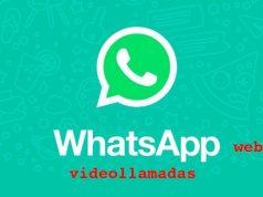 Como hacer una videollamada en WhatsApp Web